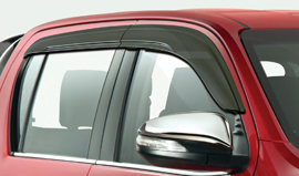 Deflectores laterales Hilux