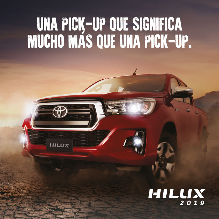Hilux 2019