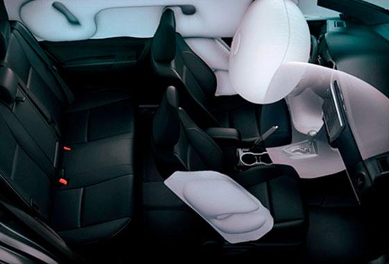 airbag corolla