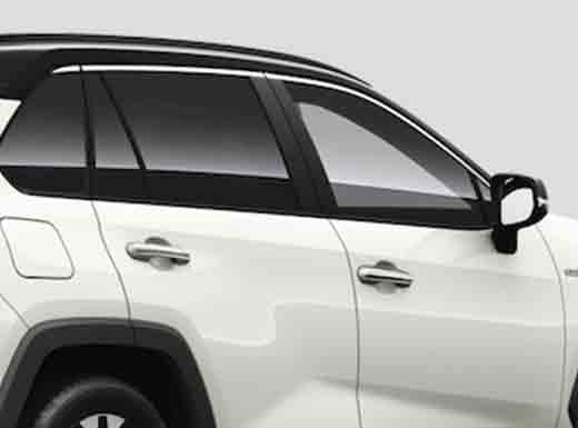 Deflectores laterales RAV4